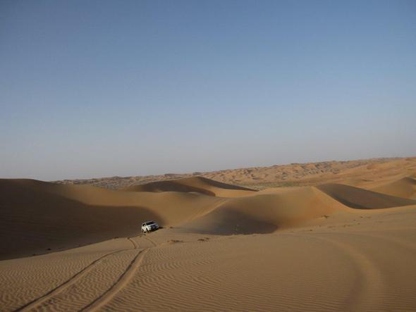 Dune-Bashing 3 - (Dubai, Wüste, Emirates)