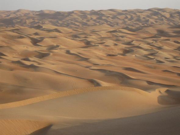 Dune-Bashing 5 - (Dubai, Wüste, Emirates)