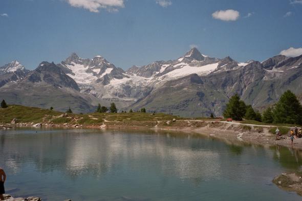 Grünsee bei Zermatt - (Ferien, Favoriten)