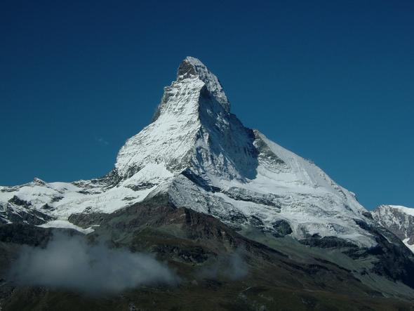 Matterhorn - (Schweiz, Zug, Bahn)
