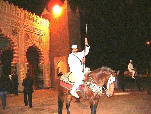 Fantasia1 - (Restaurant, Marokko, Nordafrika)
