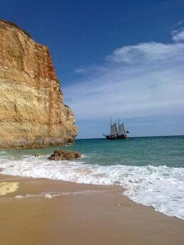 Strand von Benagil - (Hotel, Sehenswürdigkeiten, Empfehlung)