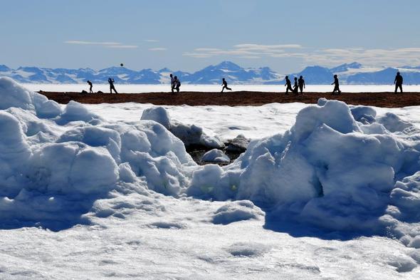 Ittoqqortoormiit / Grönland - (Reiseziel, Kultur, Landschaft)