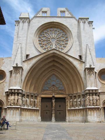 Dom von Tarragona - (Spanien, Tagesausflug, Katalonien)