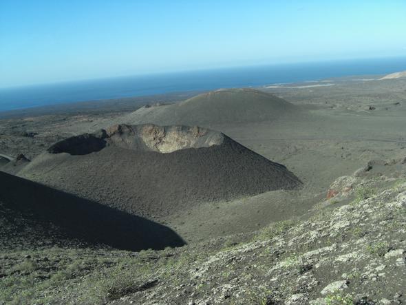 Vulkanpark Lanzarote - (Spanien, Kanaren, Kanarische Inseln)