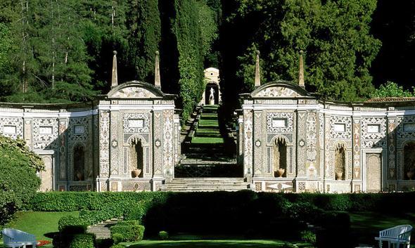 Villa d'Este (Lago di Como, Italien) - (Italien, Hotel, Übernachtung)