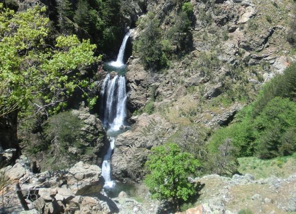 Wasserfälle von Amendolea - (Italien, Sehenswürdigkeiten, Mietwagen)