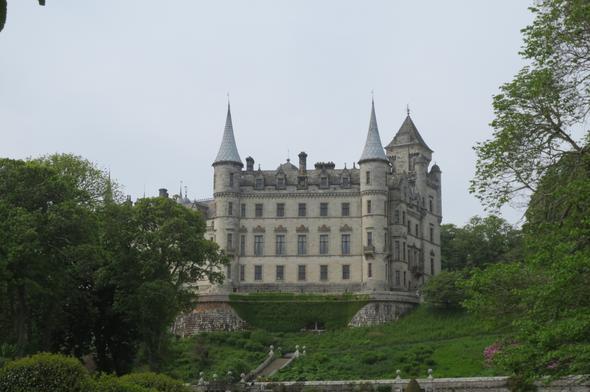 Dunrobin Castle - (Natur, Nationalpark, Schottland)