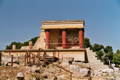 Kreta - Knossos - (Griechenland, Kreta, Geschichte)