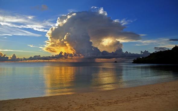 Gute Nacht Palau - (Übernachtung, Transfer, Palau)