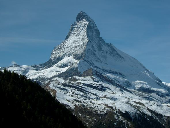 Matterhorn - (Schweiz, Rundreise, Nebenkosten)