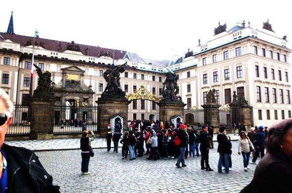 Prager Burg - (Prag, Tschechische Republik, Eintritt)