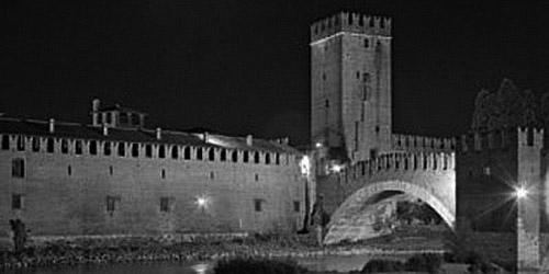 Castelvecchio - (Europa, Italien, Venedig)