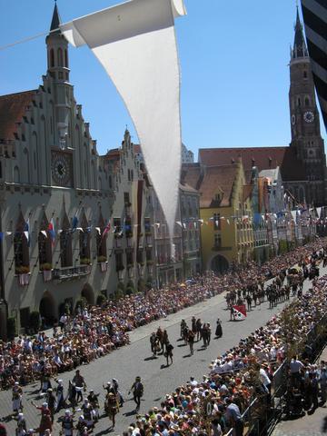 Landshuter Hochzeit 2013 - (Mittelalter, Landshut, landshuter-hochzeit)
