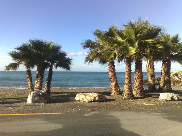 Strand La Herradura - (Spanien, Ruhe, Strandort)