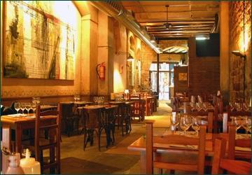 L'Antic Bocoi Gòtic - (Europa, Spanien, Restaurant)