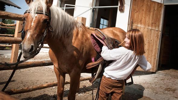 pferde - (Kinder, Bauernhof, Kinderbetreuung)