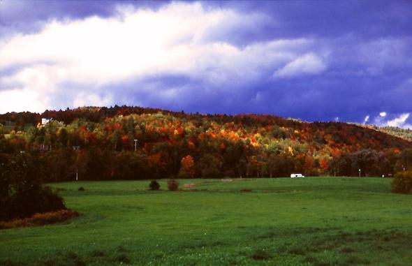 New Hampshire Foliage! - (USA, Amerika, Ostküste)