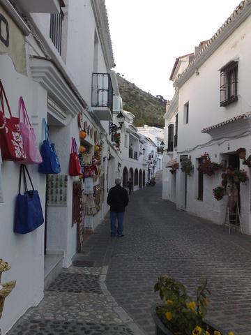 Mijas Pueblo - (Spanien, Sehenswürdigkeiten, Andalusien)