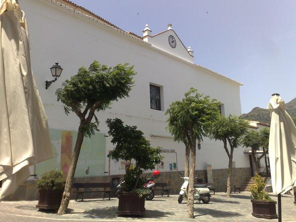 Casares Pueblo - (Spanien, Sehenswürdigkeiten, Andalusien)