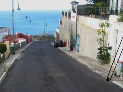 Funchal Strassen - (Insel, Portugal, Mietwagen)