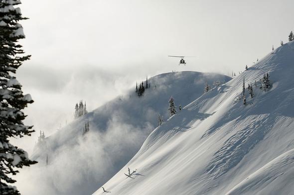 Heliskiing in Revelstoke (c) Danyluk - (USA, Kanada, Skigebiet)