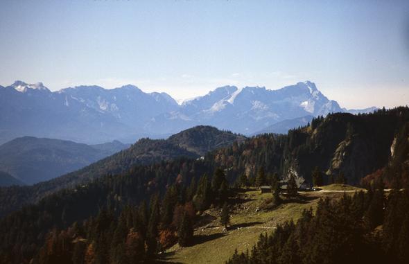 Umgebung Wackersberg - (Urlaub, Reiseziel)