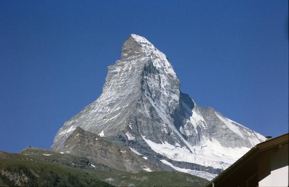 Matterhorn - (Schweiz, Nationalpark, Tierbeobachtung)