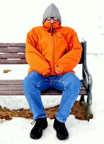 Kälte in Island - (Städtereise, Skandinavien, Norwegen)