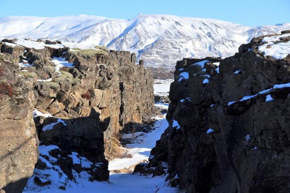 Þingvellir  - (Städtereise, Skandinavien, Norwegen)