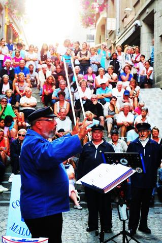 Chor St.Malo - (Bretagne, bretonische Volksmusik)