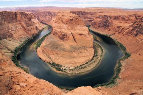 Horseshoe Bend - (USA, Erfahrungen, Arizona)