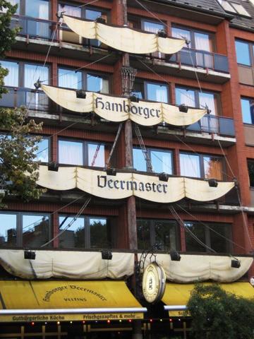 Hamborger Veermaster - (Deutschland, Europa, Städtereise)