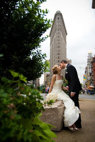 Auf der Fototour nach unserer Hochzeit in new York - (New York, heiraten)