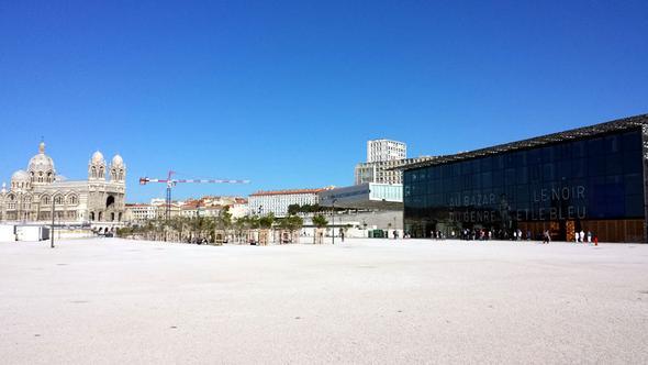 Marseille MUCEM - (Europa, Frankreich, Marseille)