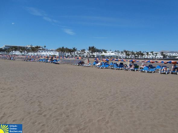 Hotel Las Costas, Puerto del Carmen, Lanzarote - (Spanien, Winter, Kanaren)