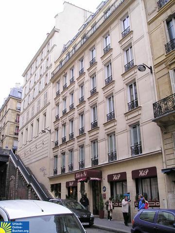Hôtel du Pré, Paris - (Europa, Frankreich, Städtereise)