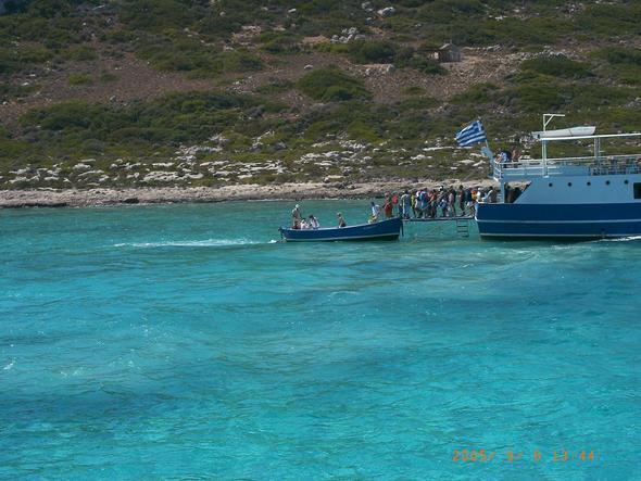 """""""Ausschiffung"""" - (Griechenland, Natur, Kreta)"""