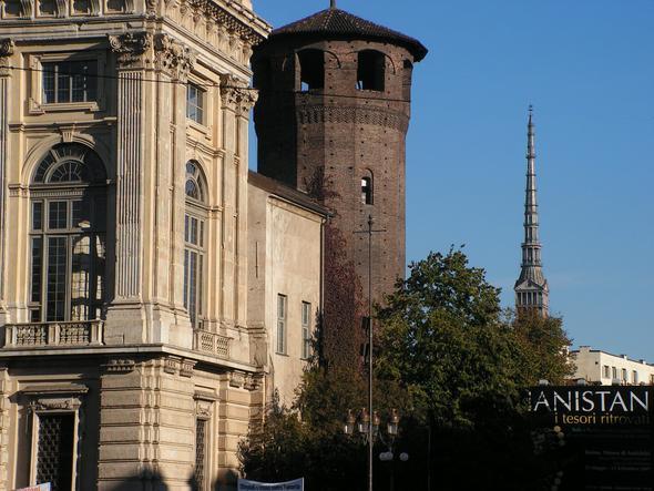 Palazzo Madama - Mole Antonelliana - (Italien, Sehenswürdigkeiten, Städtereise)
