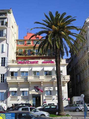 Hotel Mercure Marché aux Fleurs - Nizza - (Urlaub, Unterkunft)