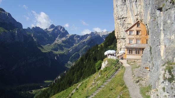 Wildkirchli-Gebiet - (Schweiz, Ausflug, Kanton)