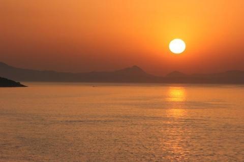 Pelekas Strand Korfu - (Sehenswürdigkeiten, Griechenland, Korfu)