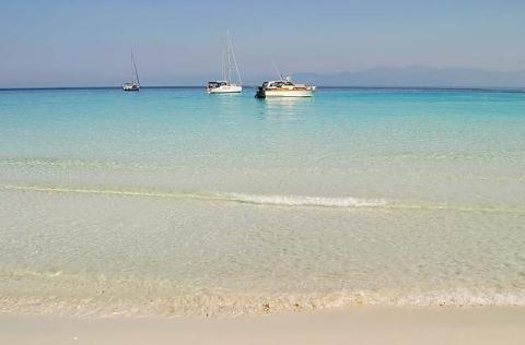 Korfu am Strand - (Sehenswürdigkeiten, Griechenland, Korfu)