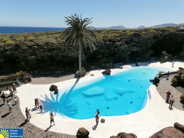 Jameos del Agua, Lanzarote - (Spanien, Kanaren, Kanarische Inseln)