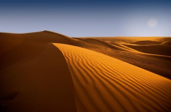 Dubai Wüste - (Sicherheit, Naher Osten, Wüste)
