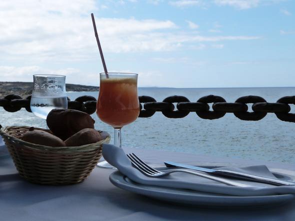 Restaurant auf Lanzarote - (Spanien, Restaurant, Kanaren)