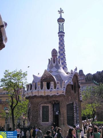 Park Güell, Barcelona - (Europa, Spanien, Reiseziel)