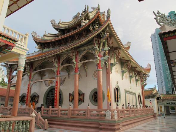 Wat Bhoman Khunaram - (Thailand, Bangkok, Tempel)