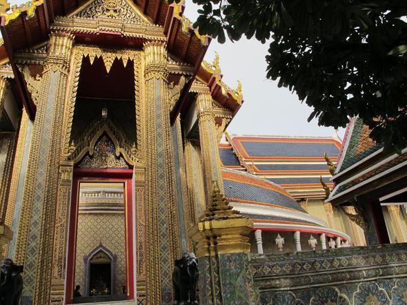 Wat Rajabopit - (Thailand, Bangkok, Tempel)