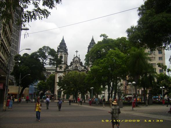Stadtzentrum Recife - (Südamerika, Strand, Brasilien)